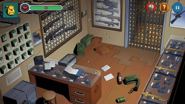 Doors & Rooms: Escape parfaite capture d'écran 3
