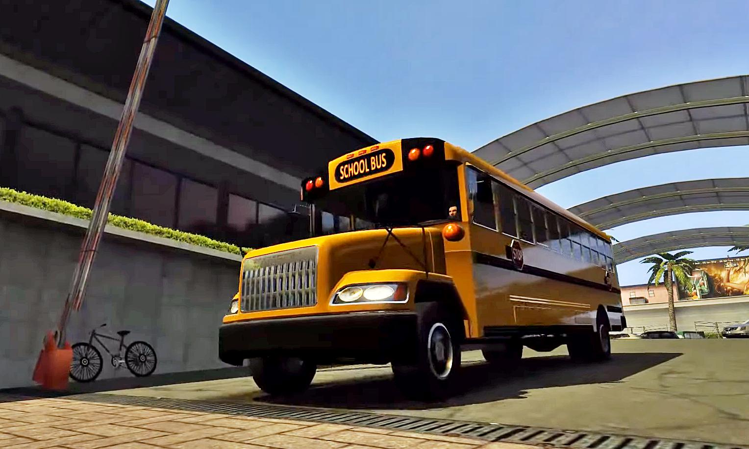 School Bus Simulator 2020 Coach Sim Driving Game For Android