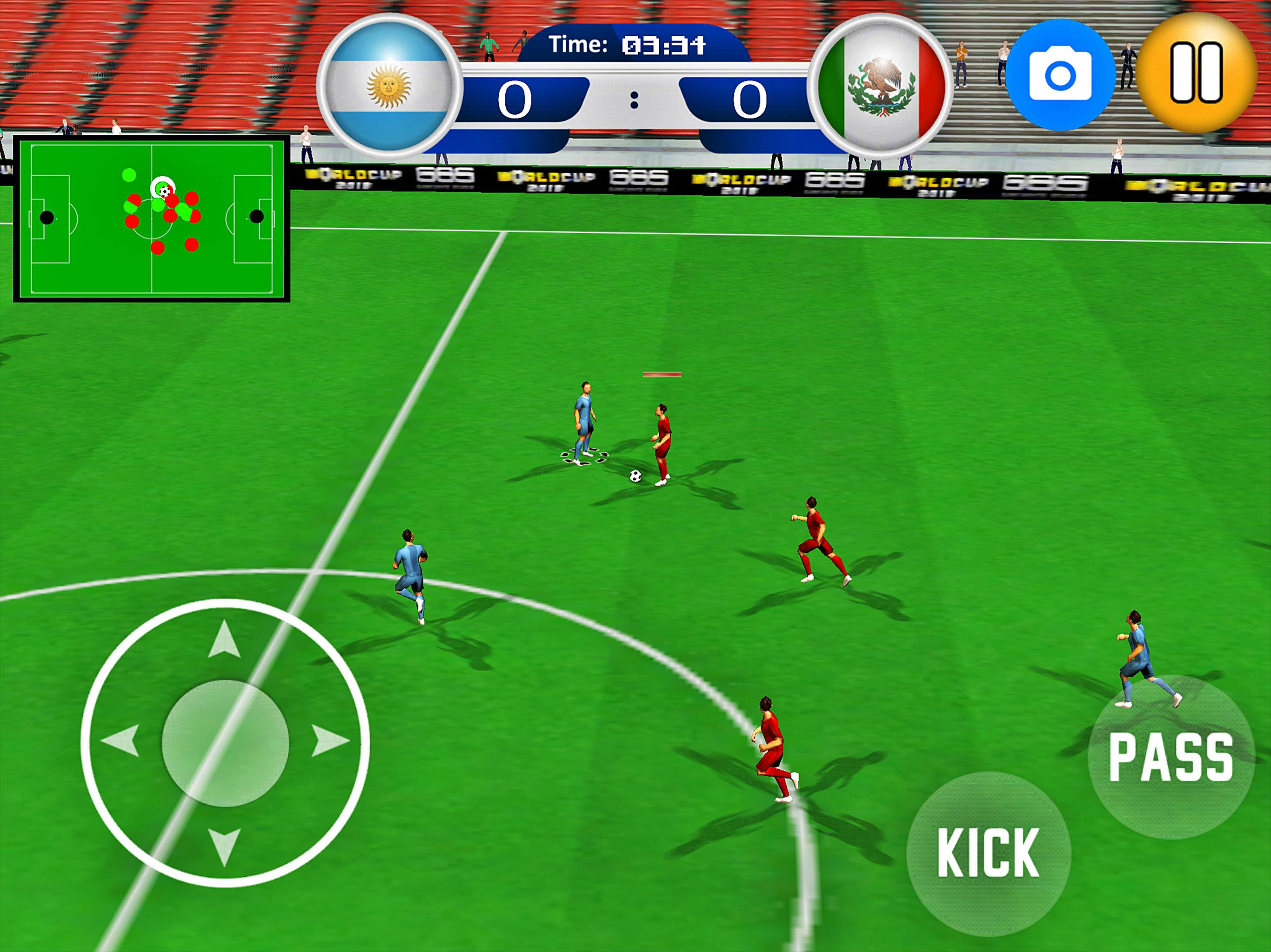 Games World Cup 2020.World Cup 2020 Soccer Games Real Football Games For