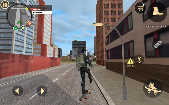 Rope Hero: Vice Town تصوير الشاشة 2