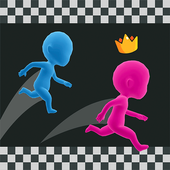 Run Race 3D icon