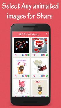 Gif for whatsapp 💕 screenshot 13