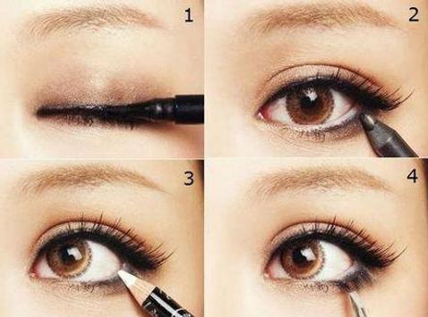 eye makeup tutorial screenshot 4