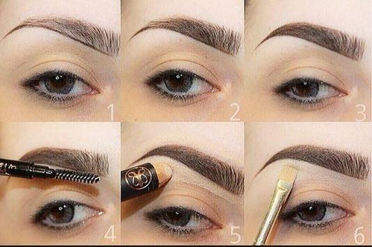 eye makeup tutorial screenshot 5