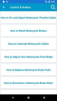 Motorcycle Repair screenshot 2