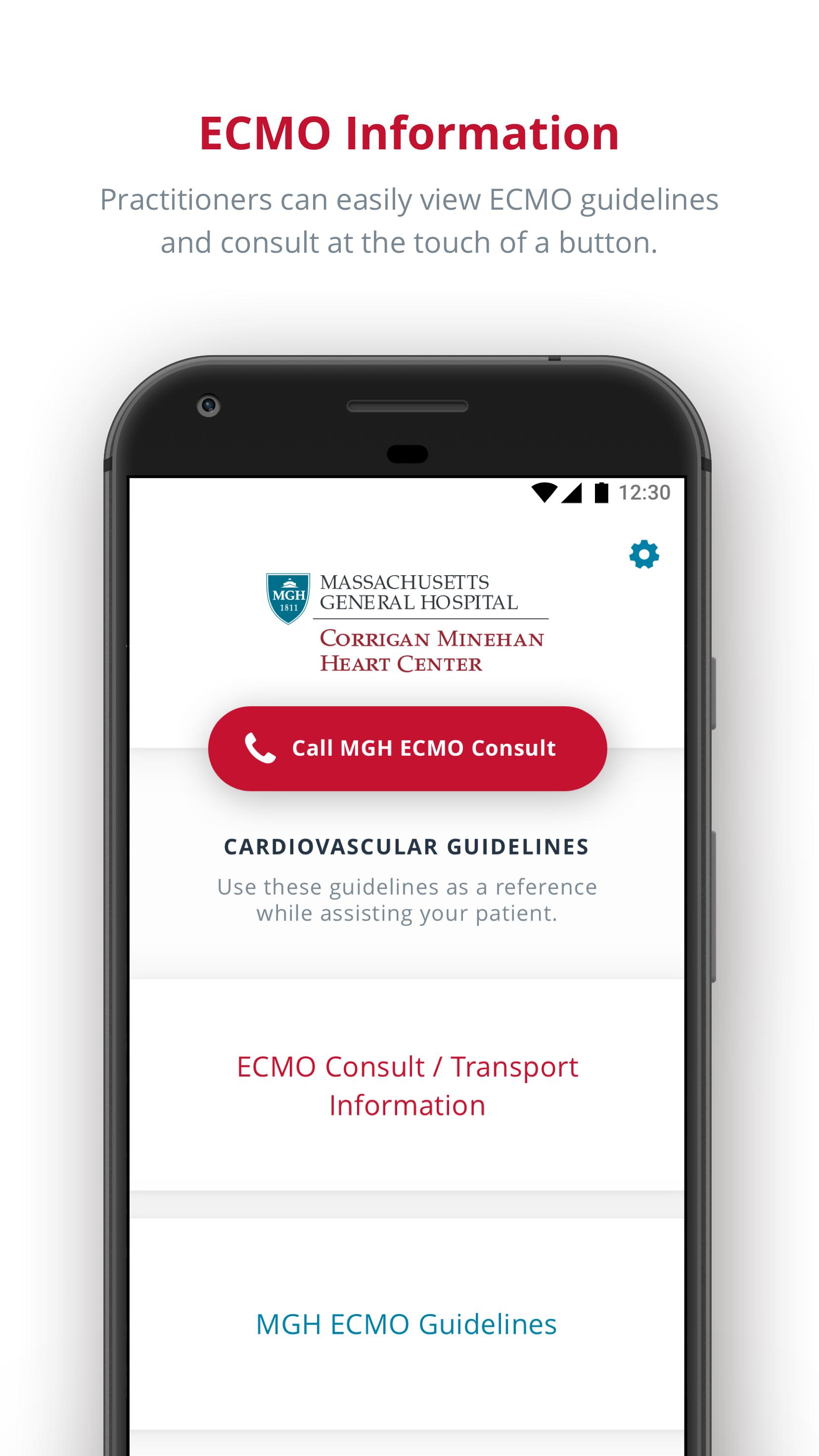 Mass General Hospital ECMO Support for Android - APK Download