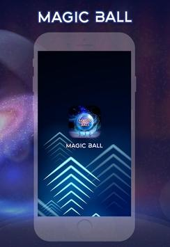 Magic Ball poster