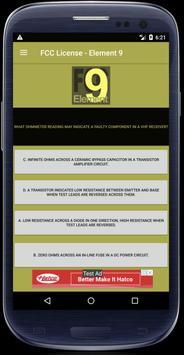 FCC License - Element 9 screenshot 2