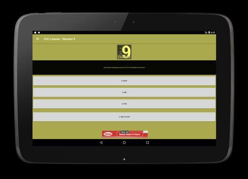FCC License - Element 9 screenshot 6