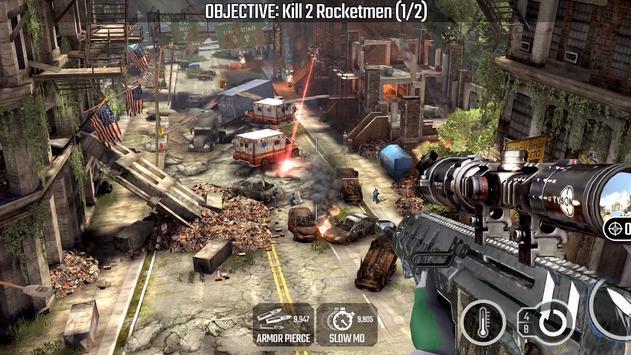 Sniper Strike ポスター
