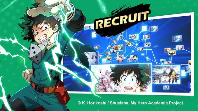 Poster My Hero Academia: The Strongest Hero