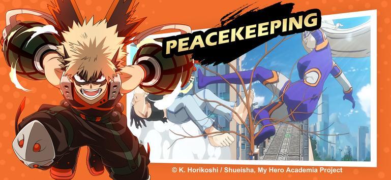 My Hero Academia: The Strongest Hero screenshot 9