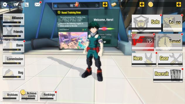 My Hero Academia: The Strongest Hero screenshot 21