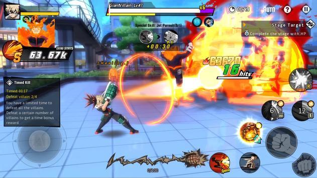 My Hero Academia: The Strongest Hero screenshot 22