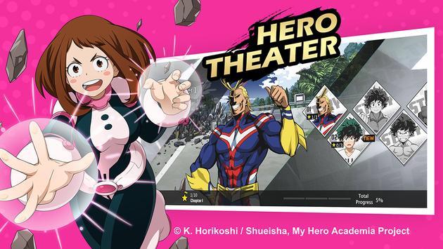 2 Schermata My Hero Academia: The Strongest Hero