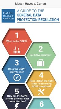 GDPR Guide poster