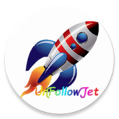 Unfollow Jet icon