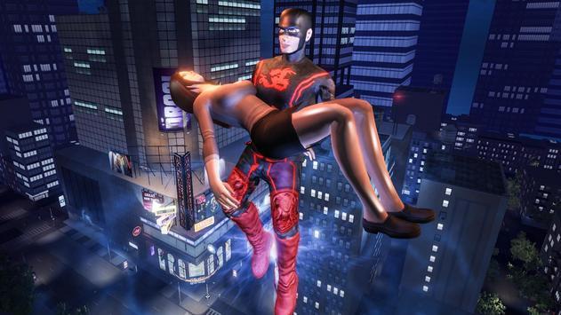 Grand Superhero Justice Sim poster