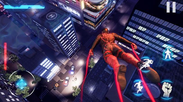 Grand Superhero Justice Sim screenshot 1
