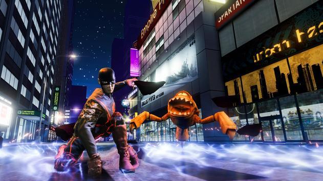 Grand Superhero Justice Sim screenshot 4
