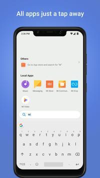 Launcher POCO captura de pantalla 4