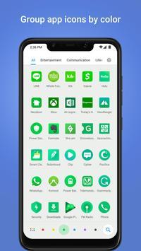 Launcher POCO captura de pantalla 5