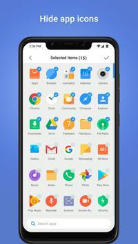 Launcher POCO captura de pantalla 6