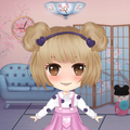 Anime Doll House Decoration Games