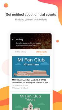 Mi Community स्क्रीनशॉट 3