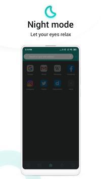 Mint Browser تصوير الشاشة 4