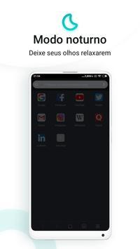 Navegador Mint imagem de tela 4