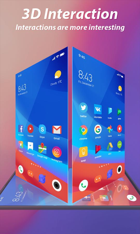 Mi Launcher for Android - APK Download