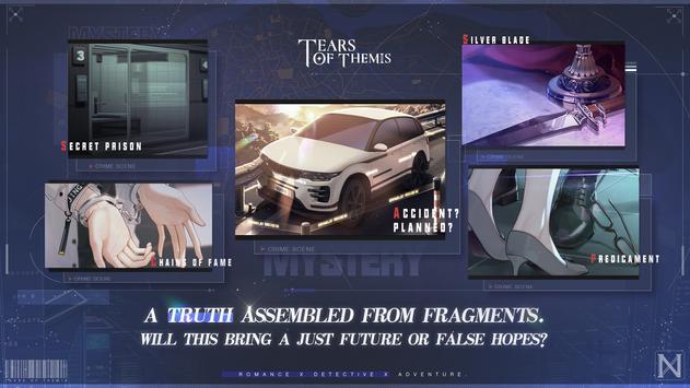 Tears of Themis captura de pantalla 9