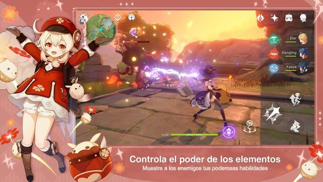 Genshin Impact captura de pantalla 2