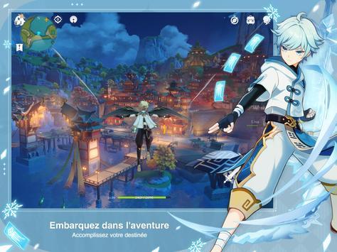 Genshin Impact capture d'écran 17
