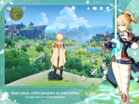 Genshin Impact capture d'écran 15