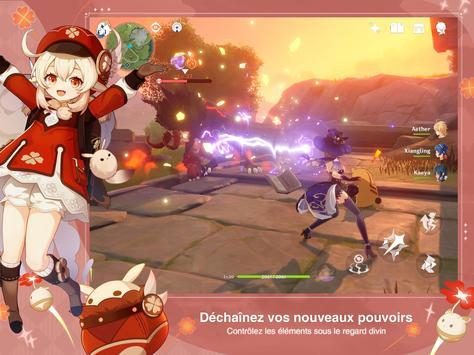 Genshin Impact capture d'écran 16