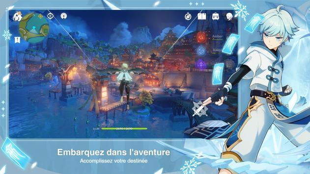 Genshin Impact capture d'écran 3