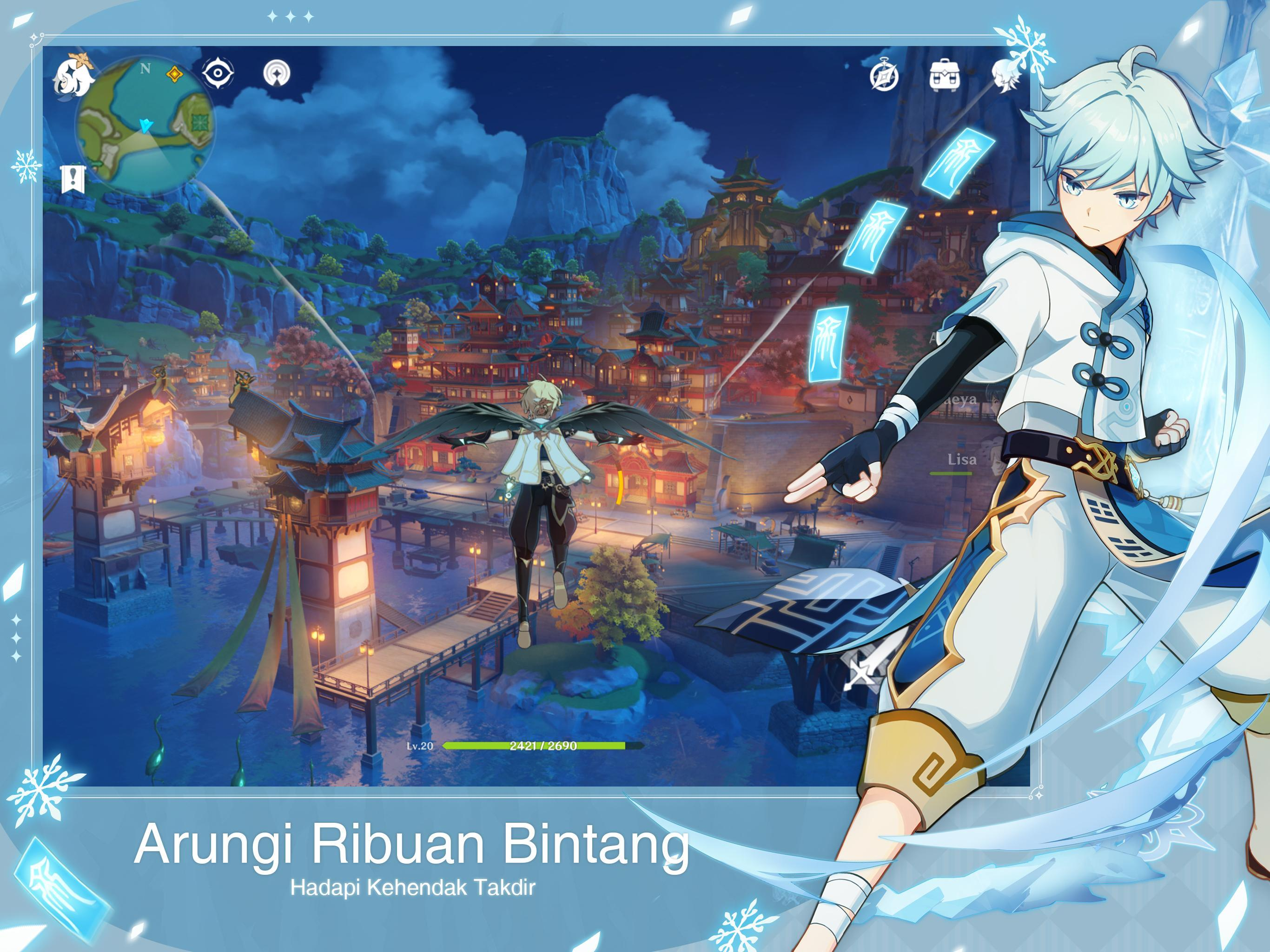 Genshin Impact For Android Apk Download