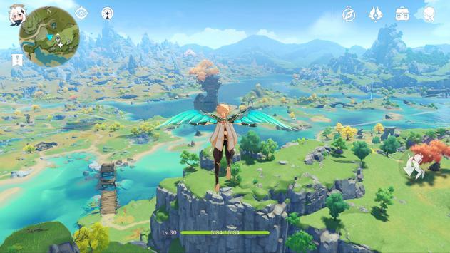 Genshin Impact скриншот 6