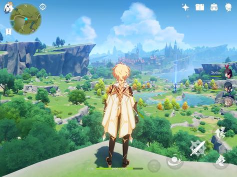Genshin Impact скриншот 20