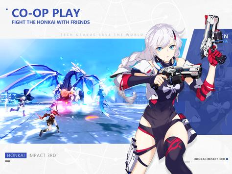 Honkai Impact 3rd screenshot 17