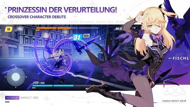 Honkai Impact 3rd скриншот 1