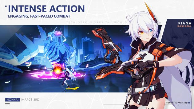 Honkai Impact 3rd screenshot 4