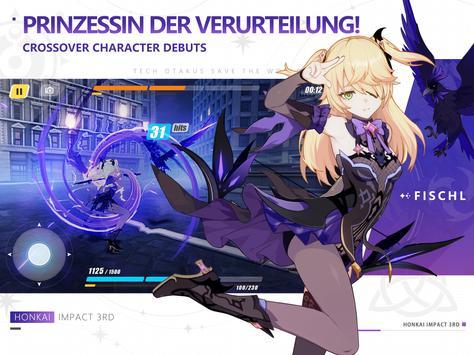 Honkai Impact 3rd скриншот 8