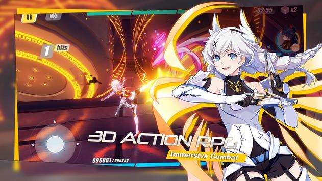 Honkai Impact 3 скриншот 4