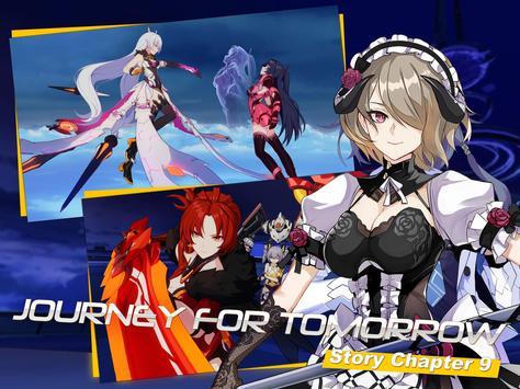 Honkai Impact 3 скриншот 5