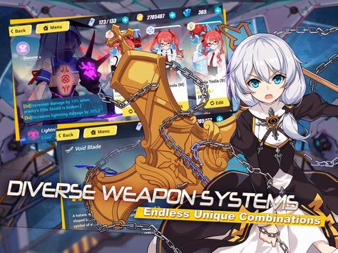 Honkai Impact 3 скриншот 8