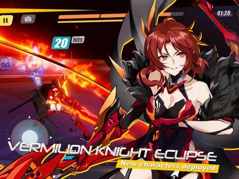 Honkai Impact 3 скриншот 11
