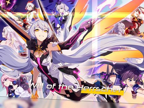 Honkai Impact 3 скриншот 12